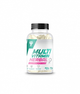 Trec Multivitamin Herbal for Women | 90 kaps.