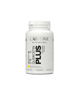 Lab One Nr1 Quercetin Plus | 90 kaps.