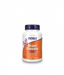 Now Foods Brain Elevate™ | 120 vcaps.