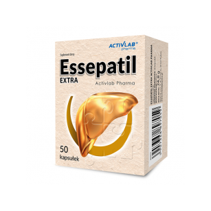Activlab Essepatil Extra | 50 kaps