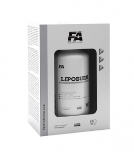 Fitness Authority Lipoburn | 60 tab.