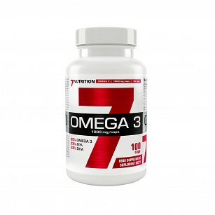7Nutrition Omega 3 | 100 softgels