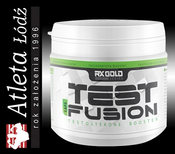 Rx Gold Test Fusion 60 kaps.