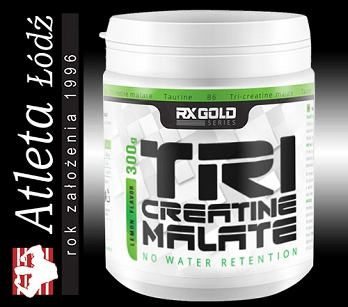 Rx Gold Tri creatine malate 300g