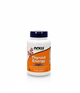 Now Foods Thyroid Energy | 90 vcaps.