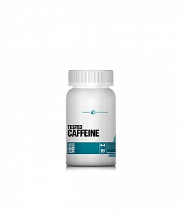 Tested Nutrition Caffeine | 100 tab.