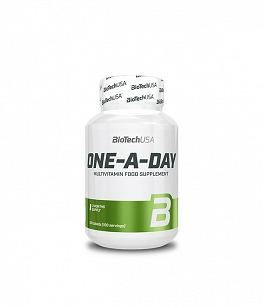 BioTech USA One-A-Day | 100 tabl.