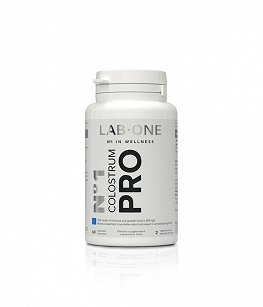 Lab One Nr1 Colostrum Pro | 60 kaps.