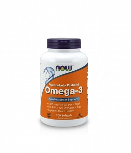 Now Foods Omega 3 1000mg | 500 softgels