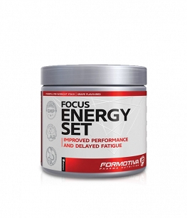 Formotiva Focus Energy Set | 240g