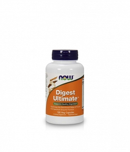 Now Foods Digest Ultimate | 120 vcaps
