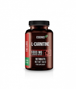 Essence L-Carnitine 1000mg | 90 tabl