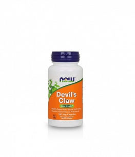 Now Foods Devil's claw 500mg |100 vcaps