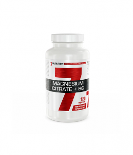 7Nutrition Magnesium Citrate + B6 |120 kaps.