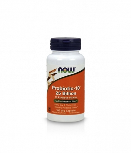 Now Foods Probiotic-10 25 Billion | 100 vcaps.