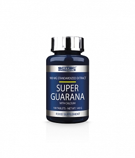 Scitec Super Guarana | 100 tab.