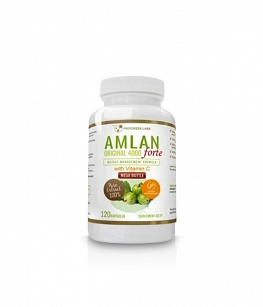 Progress Labs Amlan Forte 4000 | 120 kaps.