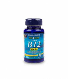 Holland & Barrett Witamina B12 1000 mcg | 100 tabl