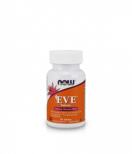 Now Foods EVE™ Women's Multiple Vitamin | 90 tabl.