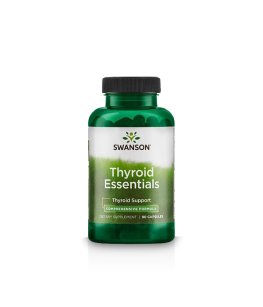 Swanson Thyroid Essentials | 90 kaps.