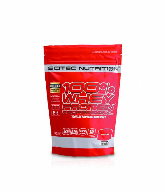 Scitec 100% WHEY Protein Professional | 500g