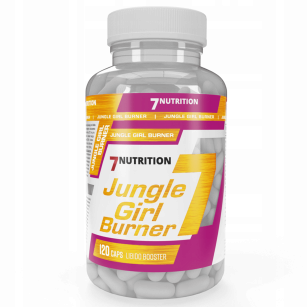 7Nutrition Jungle Girl Burner |120 kaps.