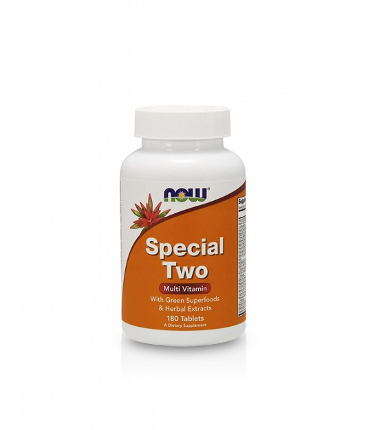 Now Foods Special Two | 180 tabl.