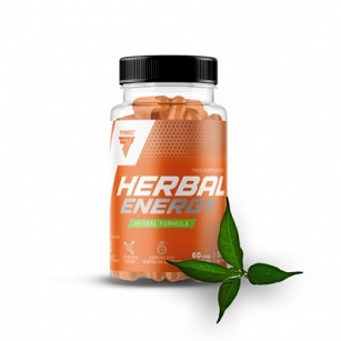 Trec - herbal energy 60 caps.